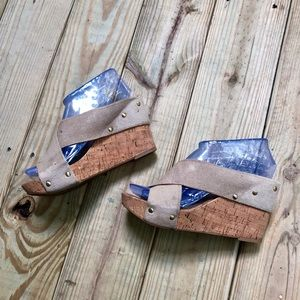 🔥🔥NEW LISTING Lucky Brand Wedges